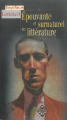 Couverture Epouvante et surnaturel en littérature Editions Terre De Brume (Terres fantastiques) 2014