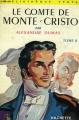 Couverture Le Comte de Monte-Cristo (2 tomes), tome 2 Editions Hachette (Bibliothèque verte) 1938