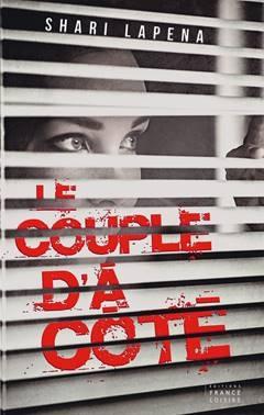 Couverture Le couple d'à côté