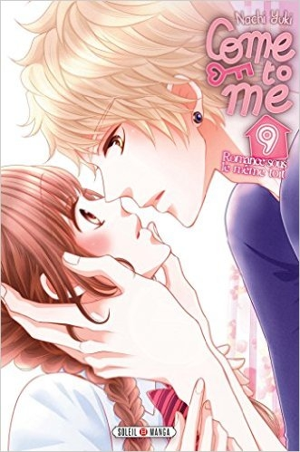 Couverture Come to me, tome 09