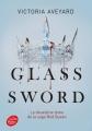 Couverture Red queen, tome 2 : Glass sword Editions Le Livre de Poche (Jeunesse) 2017
