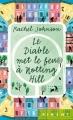 Couverture Le diable met le feu à Notting Hill Editions France Loisirs (Piment) 2016