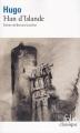 Couverture Han d'Islande Editions Folio  (Classique) 1981