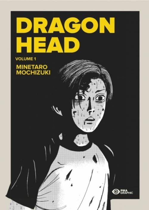 Couverture Dragon Head, double, tome 1