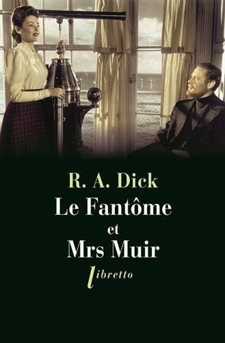 Couverture Le fantôme et Mrs Muir