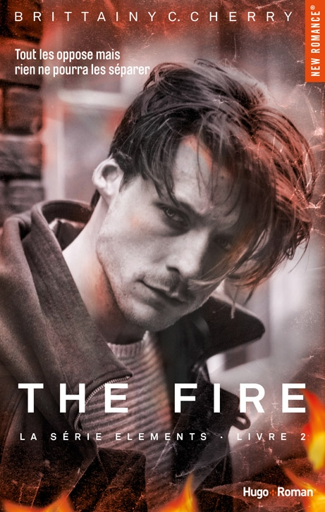 Couverture The fire