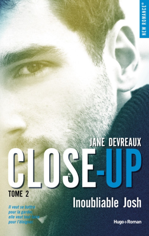 Couverture Close-up, tome 2 : Inoubliable Josh