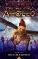 Couverture Les travaux d'Apollon, tome 2 : La prophétie des ténèbres Editions Disney-Hyperion 2017