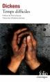 Couverture Les temps difficiles / Temps difficiles Editions Folio  (Classique) 2014