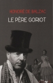 Couverture Le Père Goriot Editions Lire Délivre 2011