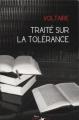Couverture Traité sur la tolérance Editions Lire Délivre 2011