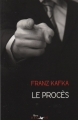 Couverture Le procès Editions Lire Délivre 2011