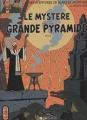 Couverture Blake et Mortimer, tome 05 : Le Mystère de la Grande Pyramide, partie 2 : La Chambre d'Horus Editions Blake et Mortimer 1987
