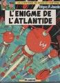 Couverture Blake et Mortimer, tome 07 : L'Énigme de l'Atlantide Editions Le Lombard 1982