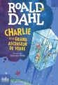 Couverture Charlie et le grand ascenseur de verre Editions Folio  (Junior) 2016