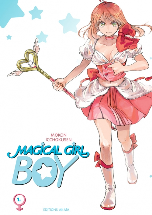 Couverture Magical girl boy, tome 1