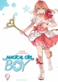 Couverture Magical girl boy, tome 1 Editions Akata (WTF!) 2017