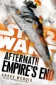 Couverture Star Wars : Aftermath, tome 3 : Chute de l'empire Editions Del Rey Books 2017