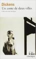 Couverture Un conte de deux villes Editions Folio  (Classique) 1989
