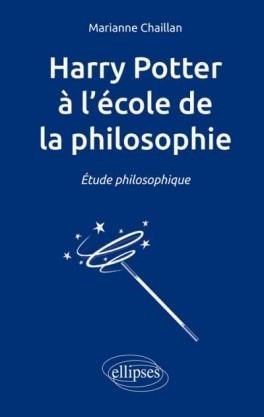Couverture Harry Potter à l'école de la philosophie
