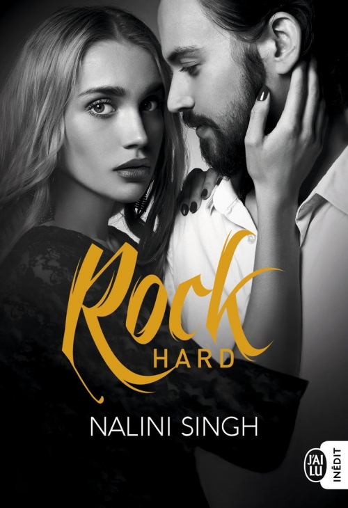 Couverture Rock kiss, tome 2 : Rock hard