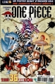 Couverture One Piece, Log, tome 36 Editions Hachette 2016