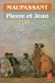 Couverture Pierre et  Jean Editions Le Livre de Poche 1984