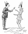 Couverture Les aventures de Pinocchio  Editions Ebooks libres et gratuits 1883