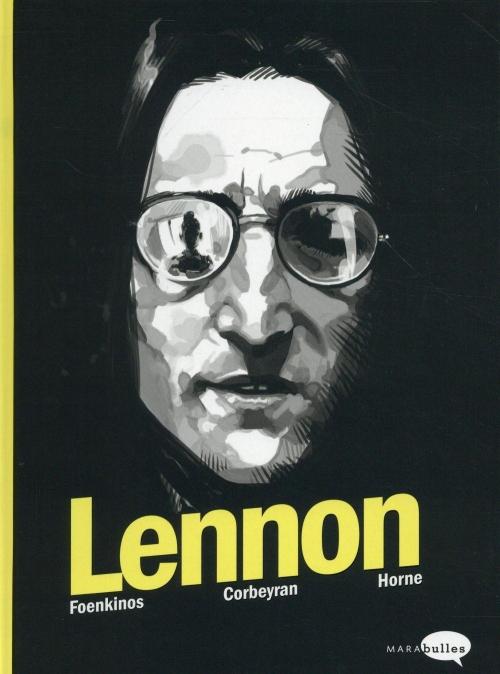 Couverture Lennon
