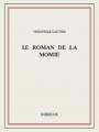 Couverture Le roman de la momie Editions Bibebook 1858