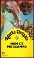 Couverture Meurtre en Mésopotamie Editions Oscar Mondadori 1980