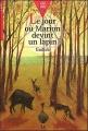 Couverture Le jour où Marion devint un lapin Editions Le Livre de Poche (Jeunesse) 1998