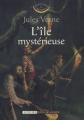 Couverture L'île mystérieuse Editions Actes Sud 2005