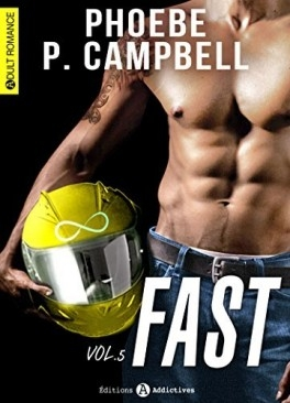 Couverture Fast, tome 5