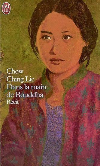 Couverture Dans la main de Bouddha