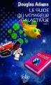 Couverture Le Guide du voyageur galactique / H2G2, tome 1 Editions Folio  (SF) 2016
