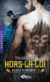 Couverture Hades Hangmen, tome 1 : Hors-la-loi Editions Milady (Romance - Suspense) 2014