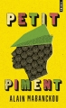 Couverture Petit piment Editions Points 2017