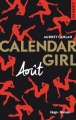 Couverture Calendar girl, tome 08 : Août Editions Hugo & cie (New romance) 2017