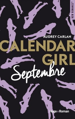 Couverture Calendar girl, tome 09 : Septembre