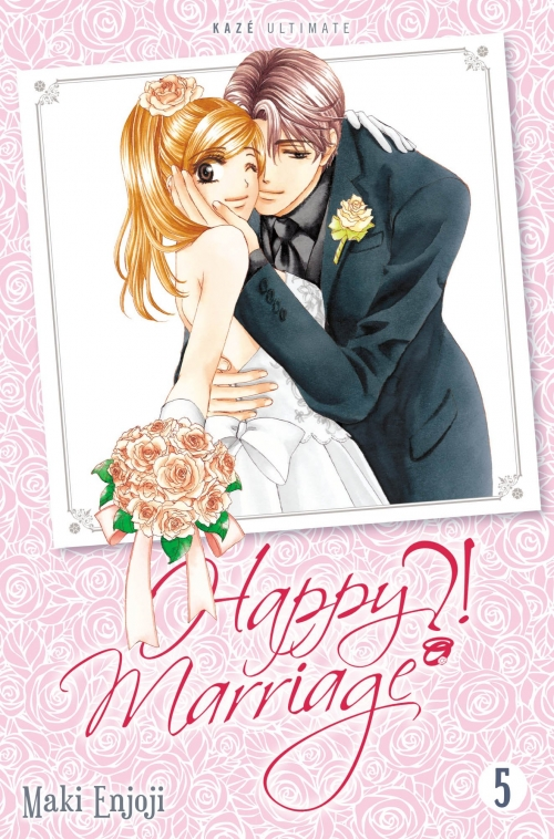 Couverture Happy Marriage ?!, double, tome 5