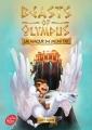 Couverture Beasts of olympus, tome 1 : Un amour de monstre Editions Le Livre de Poche (Jeunesse) 2017