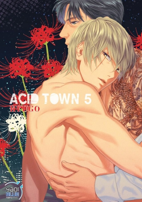 Couverture Acid Town, tome 5