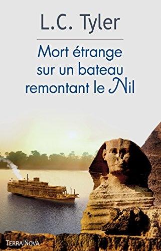 Couverture Mort étrange sur un bateau remontant le Nil