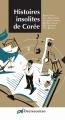 Couverture Histoires insolites de Corée Editions Decrescenzo 2016