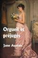 Couverture Orgueil et Préjugés Editions NeoBook 2015