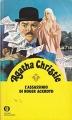Couverture Le meurtre de Roger Ackroyd Editions Oscar Mondadori 1975