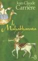 Couverture Le Mahabharata Editions Belfond 2001