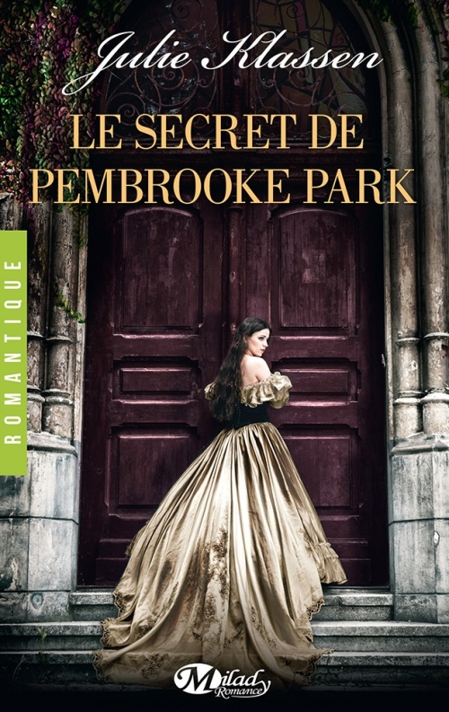 Couverture Le secret de Pembrooke Park