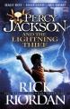 Couverture Percy Jackson, tome 1 : Le voleur de foudre Editions Puffin Books 2013